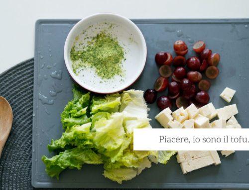 Sono il tofu, versatile, leggero, senza lattosio.