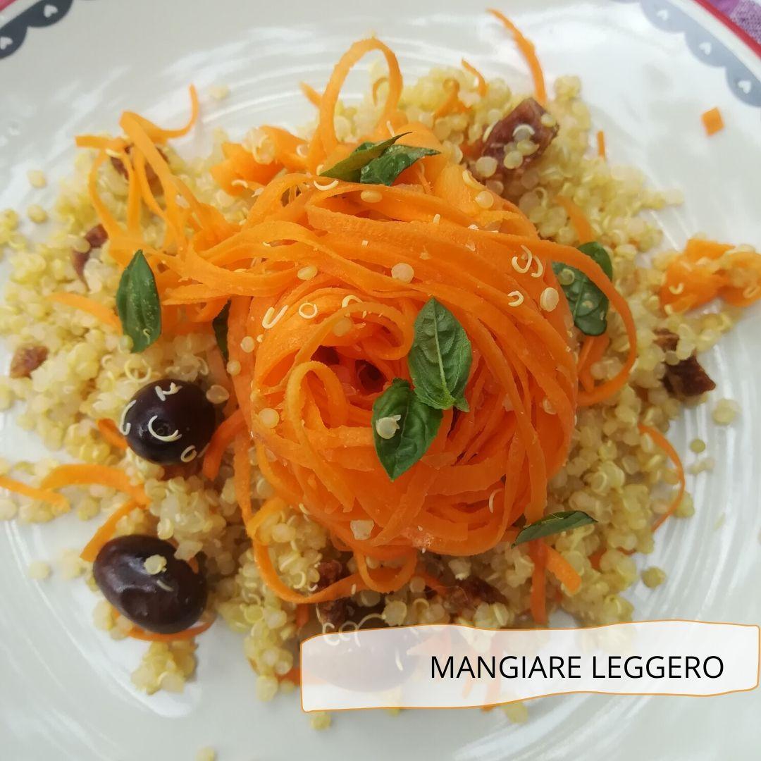 MANGIARE LEGGERO