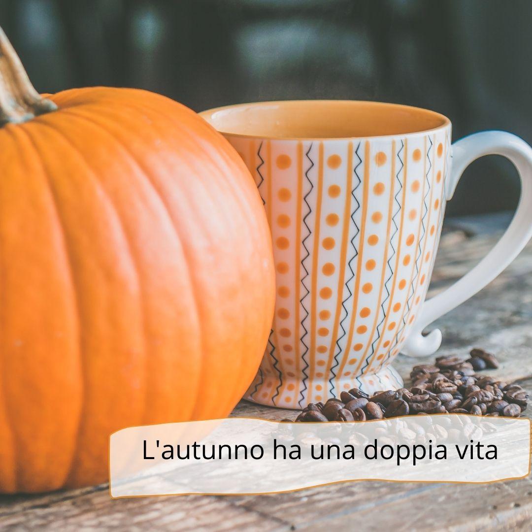 L'autunno ha una doppia vita